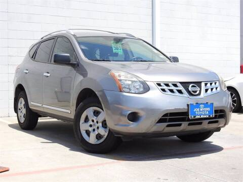 2015 Nissan Rogue Select for sale at Joe Myers Toyota PreOwned in Houston TX
