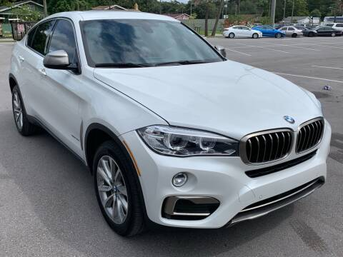 2017 BMW X6 for sale at Consumer Auto Credit in Tampa FL