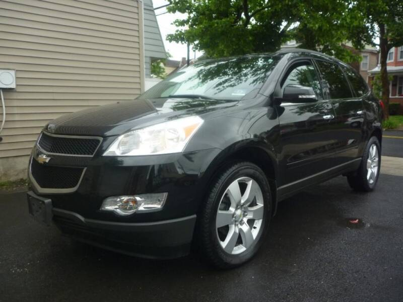 2012 Chevrolet Traverse for sale at Pinto Automotive Group in Trenton NJ