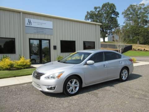 2013 Nissan Altima for sale at B & B AUTO SALES INC in Odenville AL