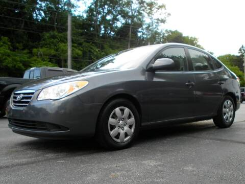 2009 Hyundai Elantra for sale at Auto Brite Auto Sales in Perry OH