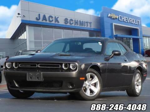 2018 Dodge Challenger for sale at Jack Schmitt Chevrolet Wood River in Wood River IL