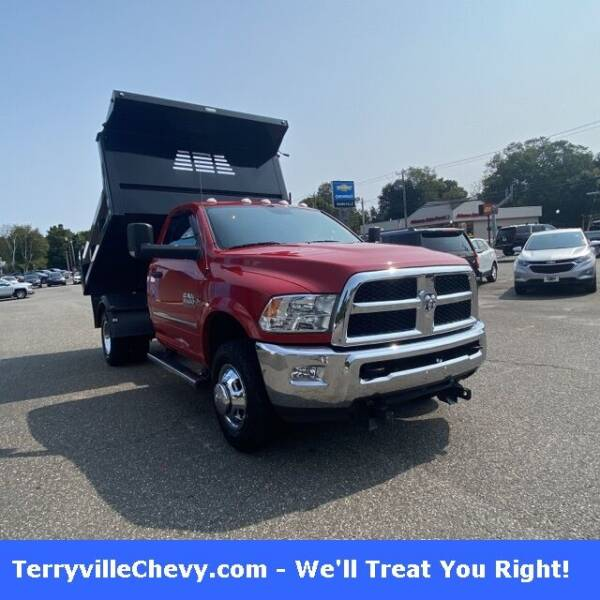 2018 RAM Ram Chassis 3500 for sale in Terryville, CT