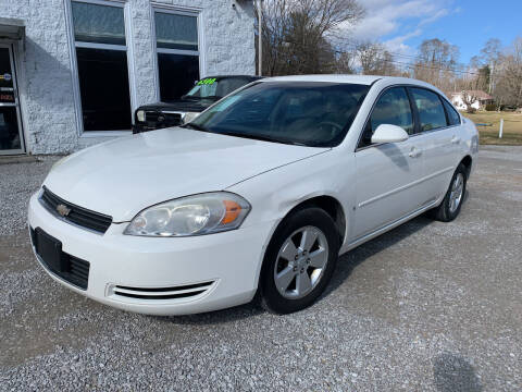 2007 Chevrolet Impala for sale at Gary Sears Motors in Somerset KY