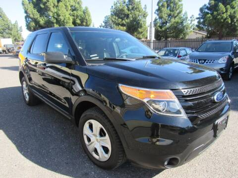 2011 Ford Explorer for sale at Auto Land in Newark CA