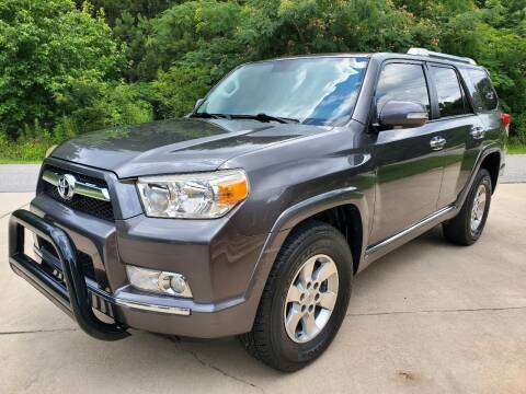 2011 Toyota 4Runner for sale at Marks and Son Used Cars in Athens GA