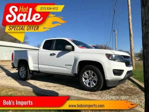 2015 Chevrolet Colorado for sale at Bob's Imports in Clinton IL