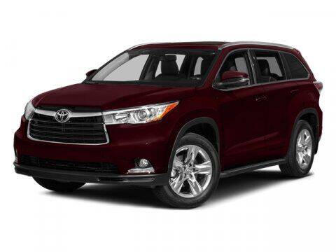 2014 Toyota Highlander for sale at TEJAS TOYOTA in Humble TX