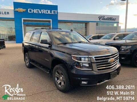2017 Chevrolet Tahoe for sale at Danhof Motors in Manhattan MT