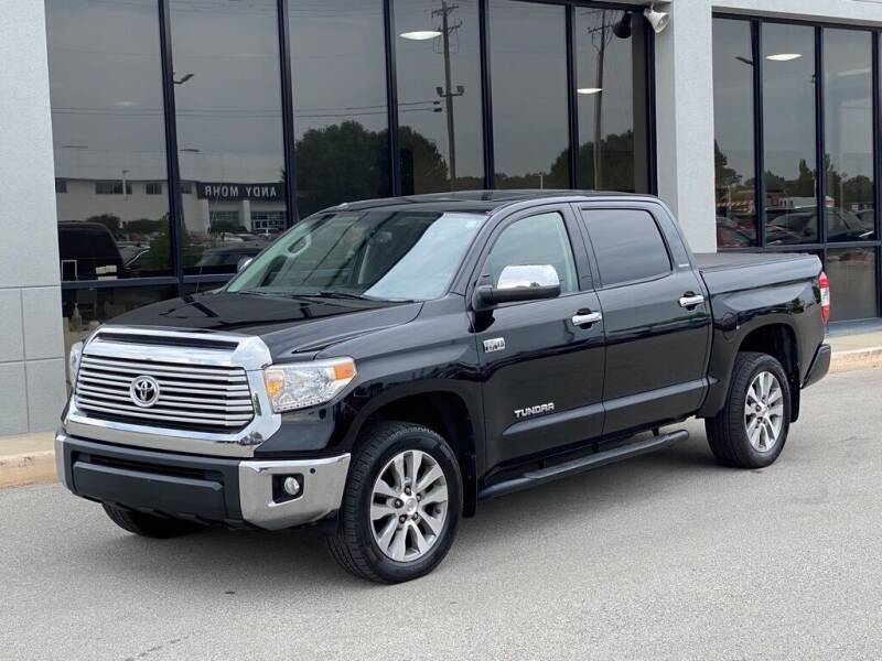 2017 Toyota Tundra for sale at Coast to Coast Imports in Fishers IN