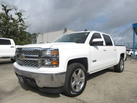2015 Chevrolet Silverado 1500 for sale at Quality Investments in Tyler TX