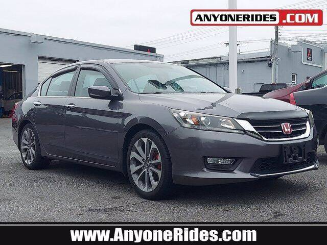 2014 Honda Accord for sale at ANYONERIDES.COM in Kingsville MD