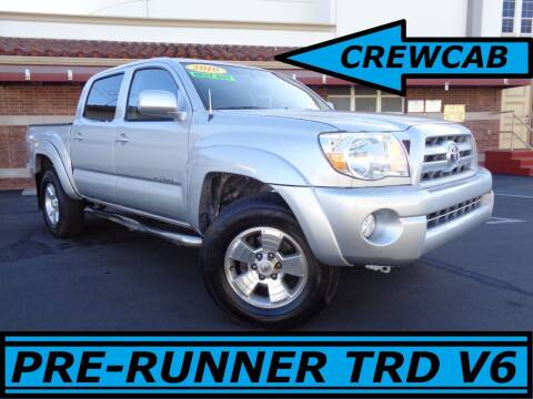 2010 Toyota Tacoma for sale at ALL STAR TRUCKS INC in Los Angeles CA