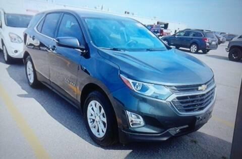 2018 Chevrolet Equinox for sale at BRETT SPAULDING SALES in Onawa IA