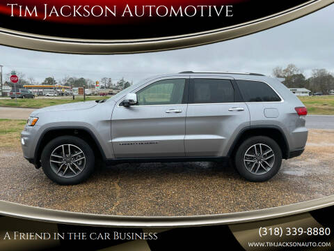 2020 Jeep Grand Cherokee for sale at Tim Jackson Automotive in Jonesville LA