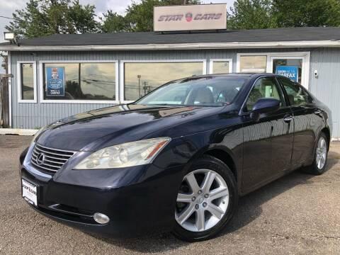 2008 Lexus ES 350 for sale at Star Cars LLC in Glen Burnie MD