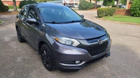 2017 Honda HR-V for sale at E Z AUTO INC. in Memphis TN