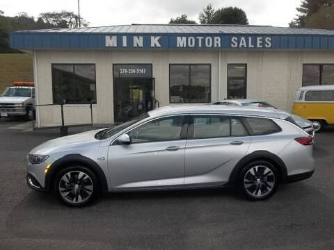 2018 Buick Regal TourX for sale at MINK MOTOR SALES INC in Galax VA