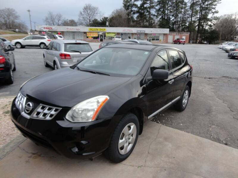 2013 Nissan Rogue for sale at HAPPY TRAILS AUTO SALES LLC in Taylors SC