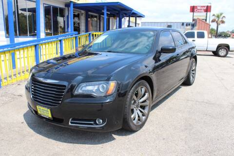 2014 Chrysler 300 for sale at Abel Motors, Inc. in Conroe TX