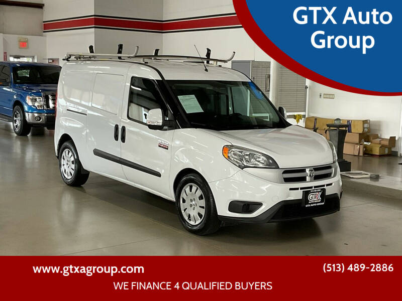 2016 RAM ProMaster City Wagon for sale at GTX Auto Group in West Chester OH