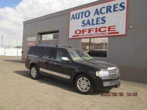2012 Lincoln Navigator L for sale at Auto Acres in Billings MT