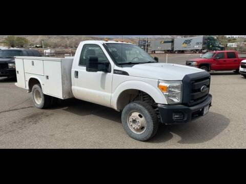 2012 Ford F-350 Super Duty for sale at Shamrock Group LLC #1 in Pleasant Grove UT