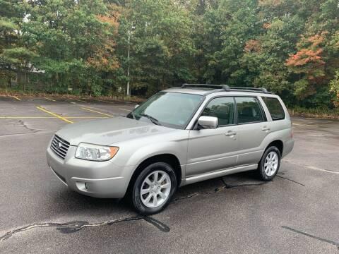 2006 Subaru Forester for sale at Pristine Auto in Whitman MA