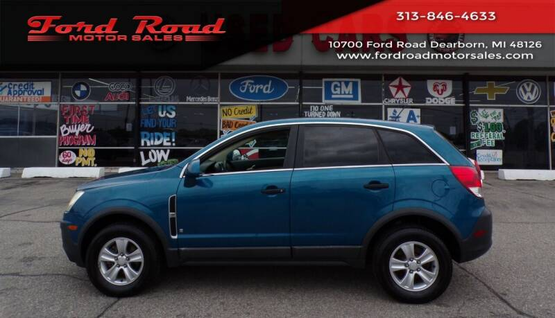 2009 Saturn Vue for sale at Ford Road Motor Sales in Dearborn MI