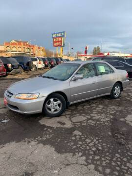 1998 Honda Accord for sale at Big Bills in Milwaukee WI