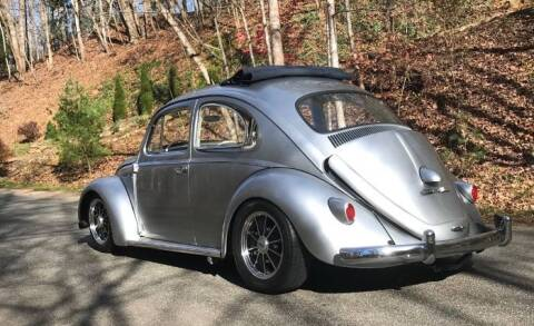 1962 Volkswagen Beetle for sale at Classic Car Deals in Cadillac MI