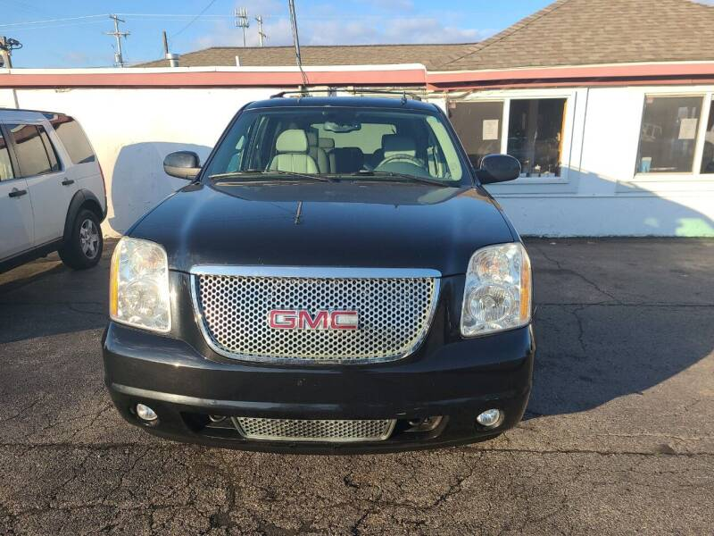 2007 GMC Yukon for sale at All State Auto Sales, INC in Kentwood MI