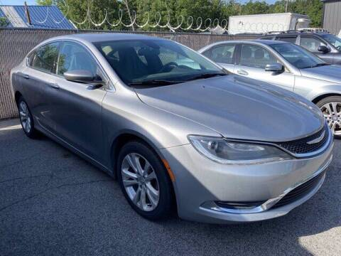 2016 Chrysler 200 for sale at CBS Quality Cars in Durham NC