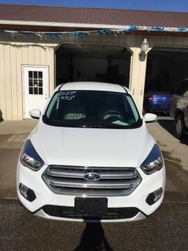 2017 Ford Escape for sale at Stewart's Motor Sales in Byesville OH