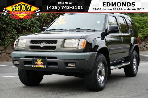 2001 Nissan Xterra for sale at West Coast Auto Works in Edmonds WA