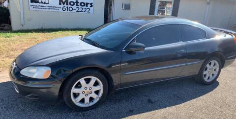 2001 Chrysler Sebring for sale at Mama's Motors in Greer SC
