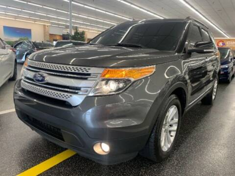 2015 Ford Explorer for sale at Dixie Imports in Fairfield OH