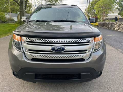 2011 Ford Explorer for sale at Via Roma Auto Sales in Columbus OH