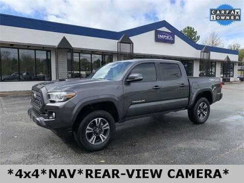 2019 Toyota Tacoma for sale at Impex Auto Sales in Greensboro NC