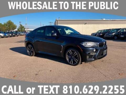 2017 BMW X6 M for sale at Lasco of Grand Blanc in Grand Blanc MI