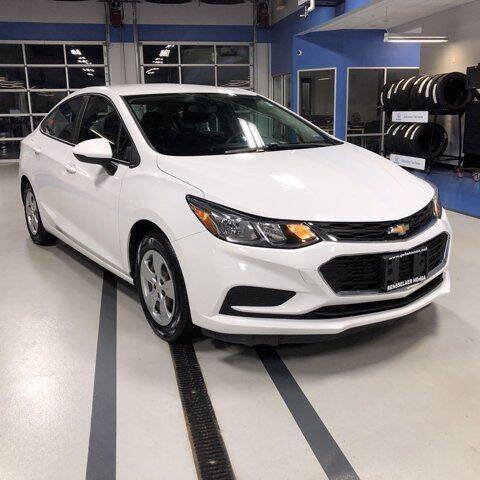 2016 Chevrolet Cruze for sale at Simply Better Auto in Troy NY