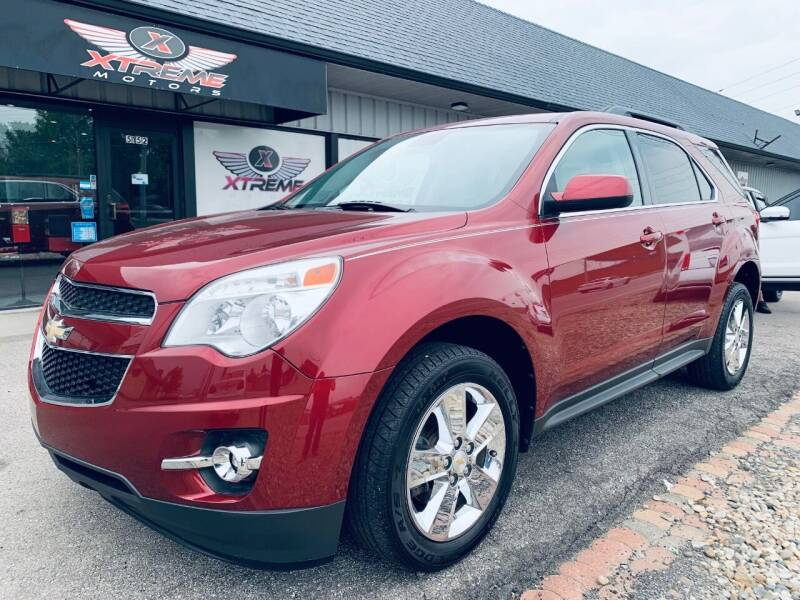 2012 Chevrolet Equinox for sale at Xtreme Motors Inc. in Indianapolis IN