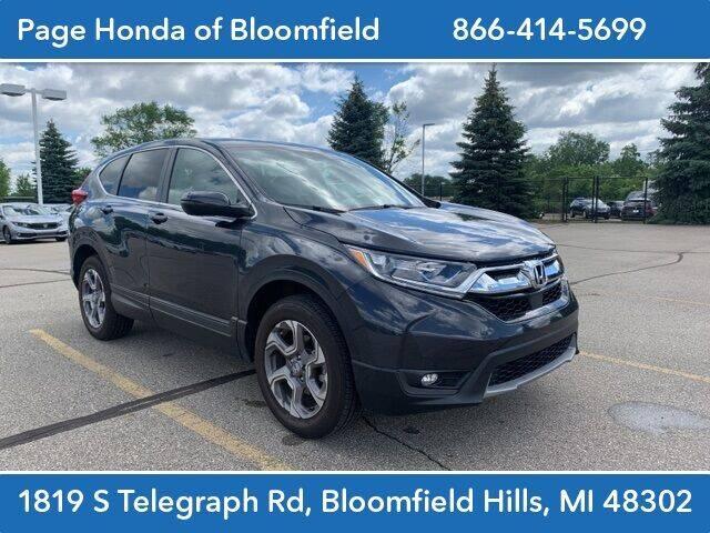 2019 Honda CR-V for sale in Bloomfield Hills, MI