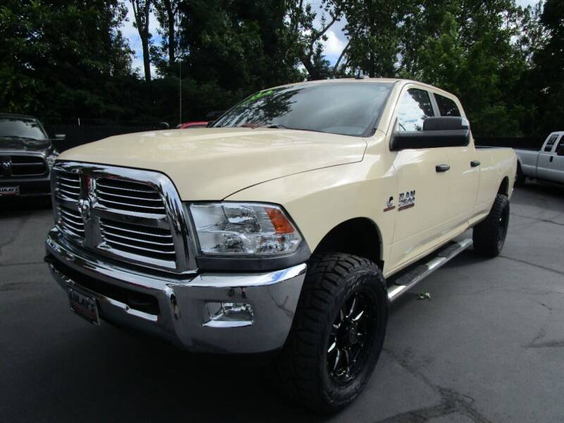 2013 RAM Ram Pickup 2500 for sale at LULAY'S CAR CONNECTION in Salem OR