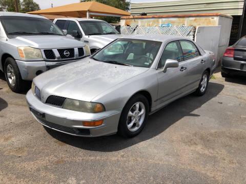 2002 Mitsubishi Diamante for sale at Valley Auto Center in Phoenix AZ