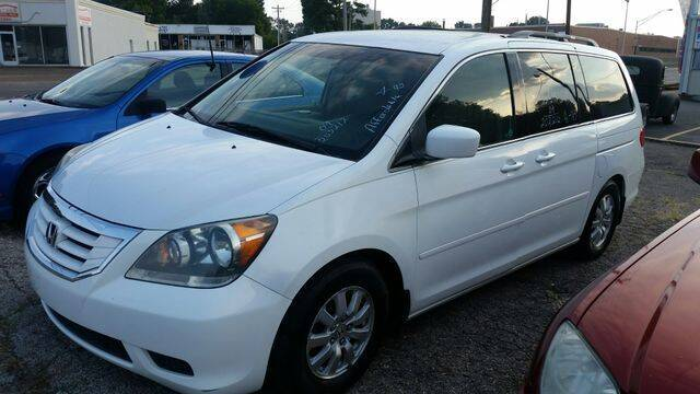 2009 Honda Odyssey for sale at AFFORDABLE DISCOUNT AUTO in Humboldt TN