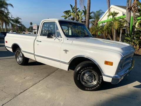 1968 Chevrolet C/K 10 Series for sale at Luxury Auto Lounge in Costa Mesa CA