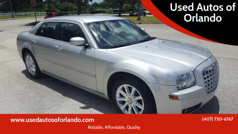 2007 Chrysler 300 for sale at Used Autos of Orlando in Orlando FL