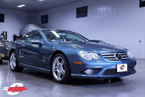 2007 Mercedes-Benz SL-Class for sale at Cantech Automotive in North Syracuse NY
