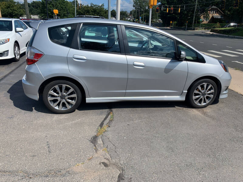 2012 Honda Fit for sale at CAR CORNER RETAIL SALES in Manchester CT